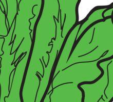 leave. 2 (romaine lettuce)  Sticker