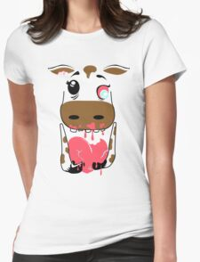 Zombie Animals COW T-Shirt