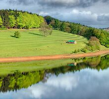 Ladybower Reflections - HDR by Colin  Williams Photography