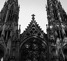 St. Patrick's Cathedral by Page Comeaux