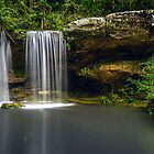 Sydney Waterfalls - Berowra Creek II by vilaro Images