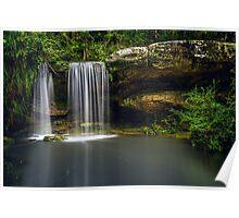Sydney Waterfalls - Berowra Creek II Poster