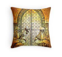 Varangians Throw Pillow