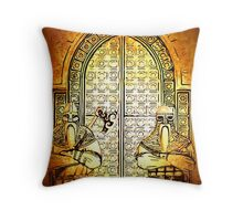 Varangians Throw Pillow
