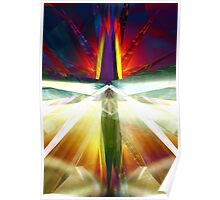 Paranormal Christ Poster