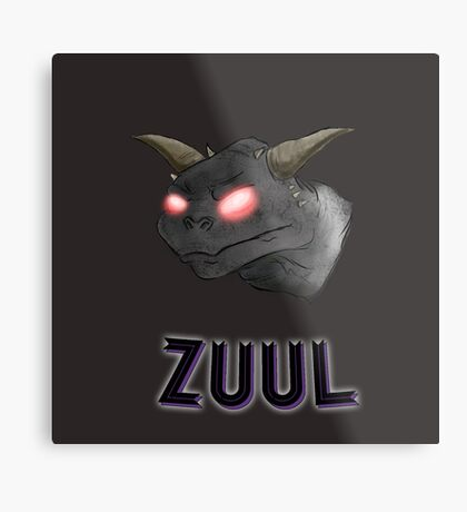 There is no Dana, only Zuul. Metal Print
