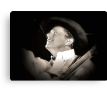 George Strait: King of the Charts, Strait to the Top Canvas Print