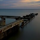 Port Phillip structure by Greg McMahon