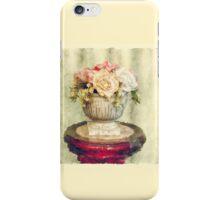 White Vase iPhone Case/Skin