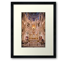 Immaculate Conception Catholic Church New Orleans Framed Print