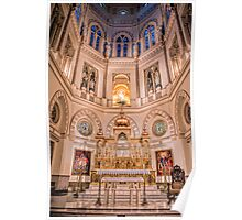 Immaculate Conception Catholic Church New Orleans Poster