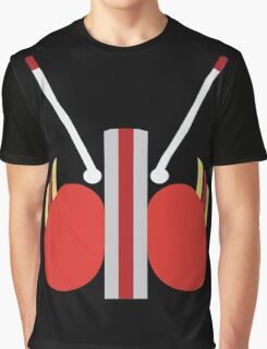 Kamen Rider Black Graphic T-Shirt