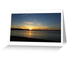 Placid Moments Greeting Card
