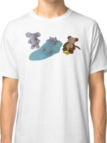 Kat's Icing Animals Classic T-Shirt