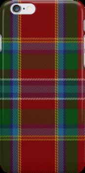 02429 Doig Tartan Fabric Print Iphone Case by Detnecs2013