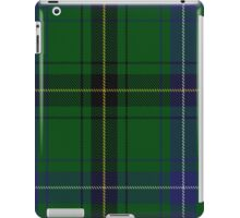 10021 Henderson/Mackendrick Clan/Family Tartan Fabric Print Ipad Case iPad Case/Skin