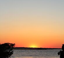 St Simons Sunset by Bob Hardy
