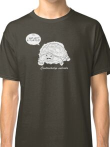I am not a turtle! Classic T-Shirt