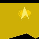 TNG Operations Gold Uniform by Nicholas Fontaine