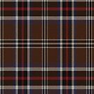 02436 El Paso County, Texas District Tartan Fabric Print Iphone Case by Detnecs2013