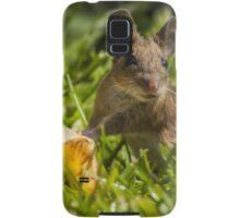 Field Mouse on Alert Samsung Galaxy Case/Skin