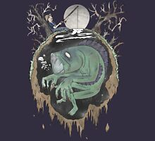 Creature from the Deep Mens V-Neck T-Shirt