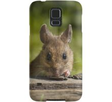 Field Mouse Watching Samsung Galaxy Case/Skin