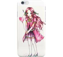 Heart balloon iPhone Case/Skin