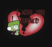 I Miss You Cupcake by Robert Sirks