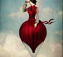 The Pleasure of Travelling  by ChristianSchloe