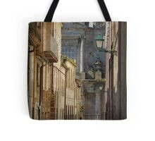 The angel and the priest Tote Bag