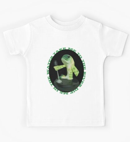 <º))))><TAKE ME TO THE RIVER FISH  CHILD/ADULTS TEE SHIRT<º))))><      Kids Tee