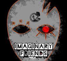 Imaginary F(r)iends - Poster by CaseyVenn