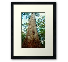Land of Giants Framed Print