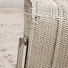Beach Chair with Sea view by Cora Niele