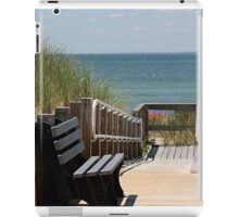 Summer memory iPad Case/Skin