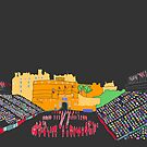 Edinburgh Military Tattoo by salgallery