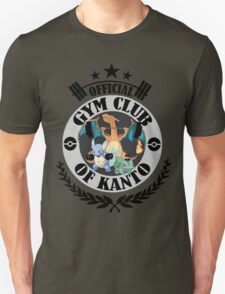 GYM CLUB POKEMON T-Shirt