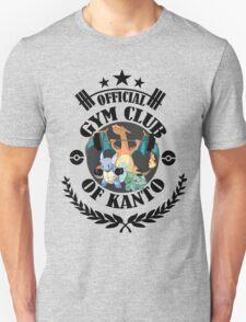 GYM CLUB POKEMON T-Shirt