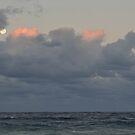 Over The Ocean  by LlandellaCauser