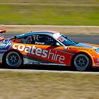 Nick Percat | Porsche Carrera Cup Australia | 2013 by Bill Fonseca