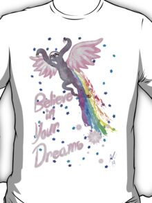 Believe In Your Dreams Sloth T-Shirt
