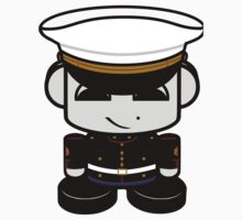 Marine Hero'bot 1.0 Kids Tee