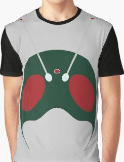 Kamen Rider Skyrider Graphic T-Shirt