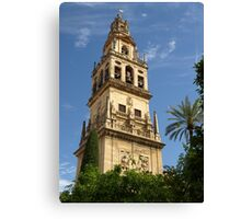 Minaret / Clocktower Canvas Print