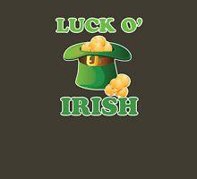 Luck O' Irish St Patricks Day Unisex T-Shirt