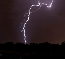 Lightning by Tannen Helmers