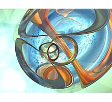 Tranquil Times Abstract Photographic Print