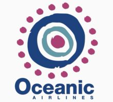 Oceanic Airlines 1 by TP79