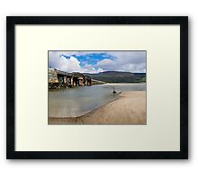 Mawddach Rail Bridge Framed Print
